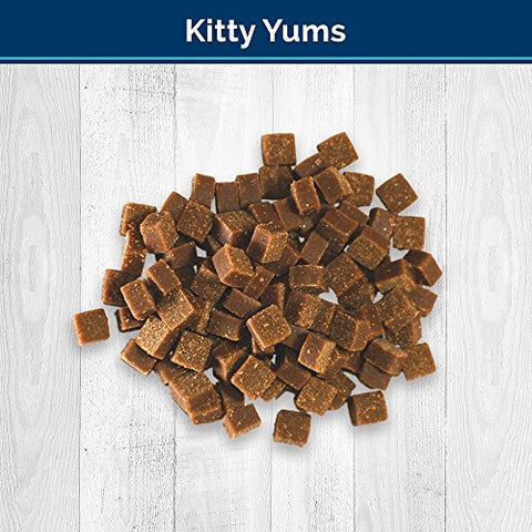 Blue Buffalo Kitty Yums Soft-Moist Cat Treats, Turkey Recipe 2-oz bag