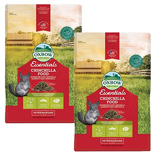 Oxbow Essentials - Chinchilla 3lb, 2 Pack