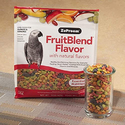 ZuPreem FruitBlend Flavor with Natural Flavors