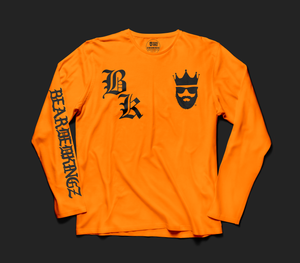Long Sleeve T-Shirt ORANGE