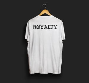 ROYALTY WHITE