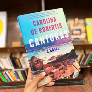 "Book Review — Carolina De Robertis' ""Cantoras"""