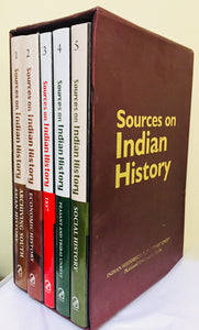 Sources On Indian History Vol. 4: Peasant And Tribal Unrest