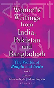 Women's Writings from India, Pakistan and Bangladesh