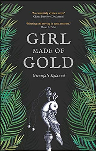 Girl Made of Gold