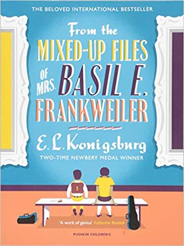 From The Mixed-Up Files Of Mrs. Basil E Frankweiler