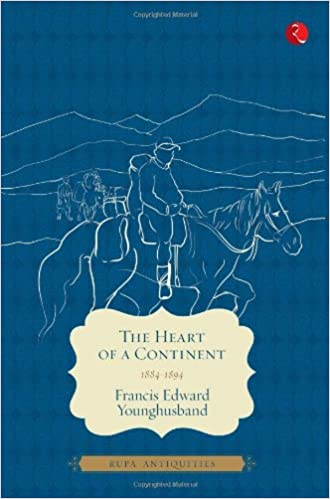 The Heart Of A Continent 1884-1894