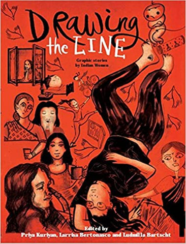 Drawing the Line: Graphic Stories by Indian Women