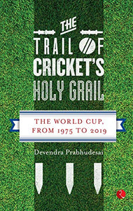 The Trail Of Cricket's Holy Grail