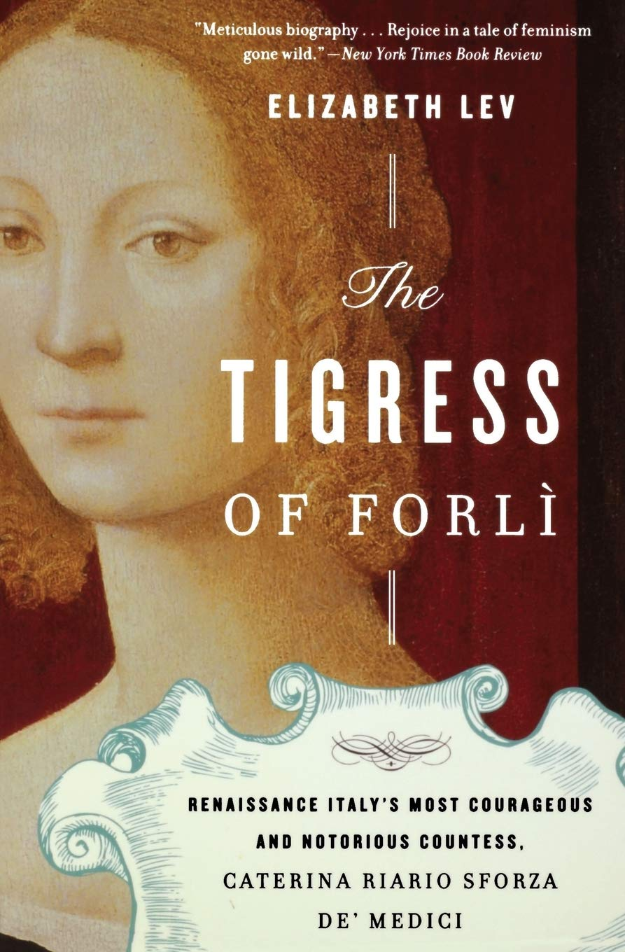 Tigress Of Forli