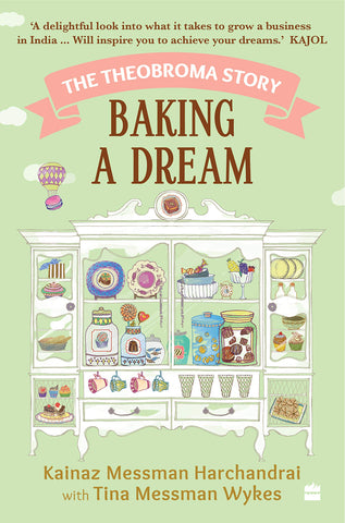 Baking a Dream: The Theobroma Stroy