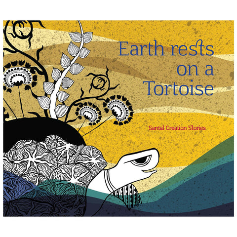 Earth Rests On A Tortoise
