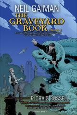 The Graveyard Book: Graphic Novel (Vol. 2)