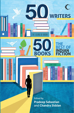 50 Writers, 50 Books