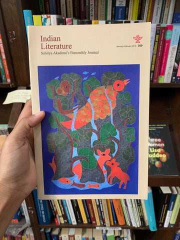 Indian Literature Jan-Feb 2019