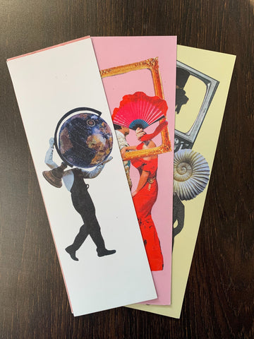 Bookmark - Collagezine