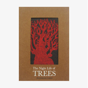 The Night Life of Trees Card Box
