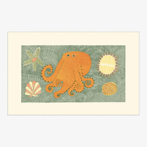 The Octopus at Home Card