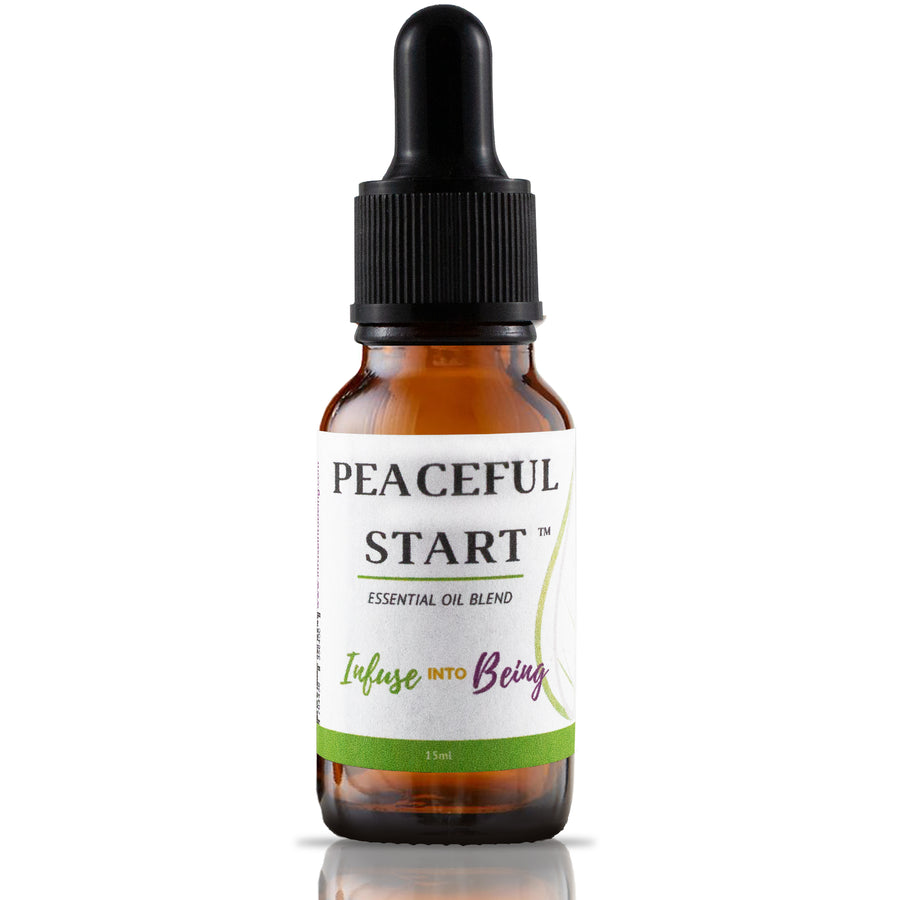 Peaceful Start Essential Oil Blend
