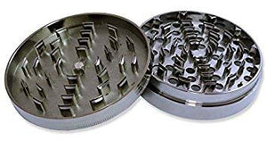 "4"" 4 Piece Jumbo Heavy Duty Party Size Grinder"