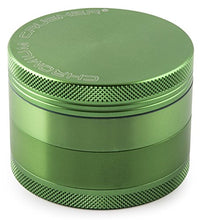 "Load image into Gallery viewer, 2.0"" 4 Piece Tobacco Spice Herb Grinder"