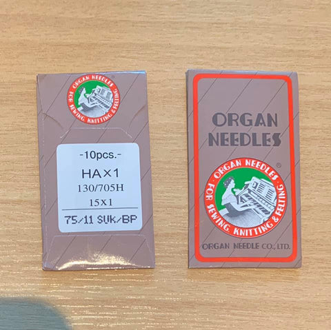Organ Needles 75/11