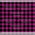 Plaid Checkers Pink