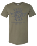 Medal Tee (Military Green)