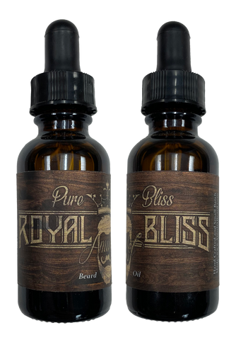 RB Beard Oil