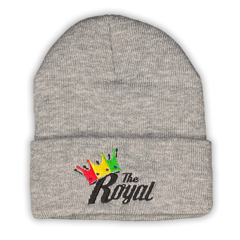 """The Royal"" Reggae Sherpa Beanie"