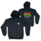 """The Royal"" Reggae Zip Hood"