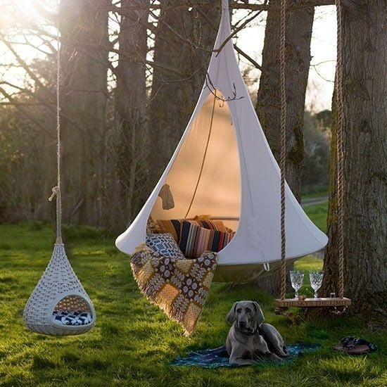 Teepee Swing Chair