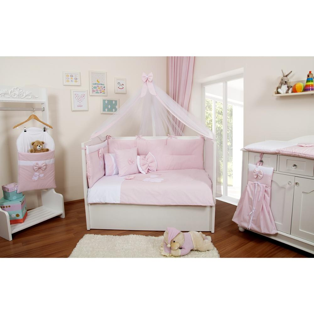 Animal Crib Bedding Set