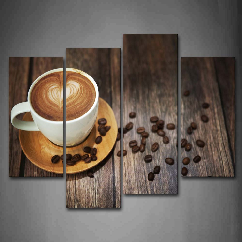 Coffee Cup Wall Art