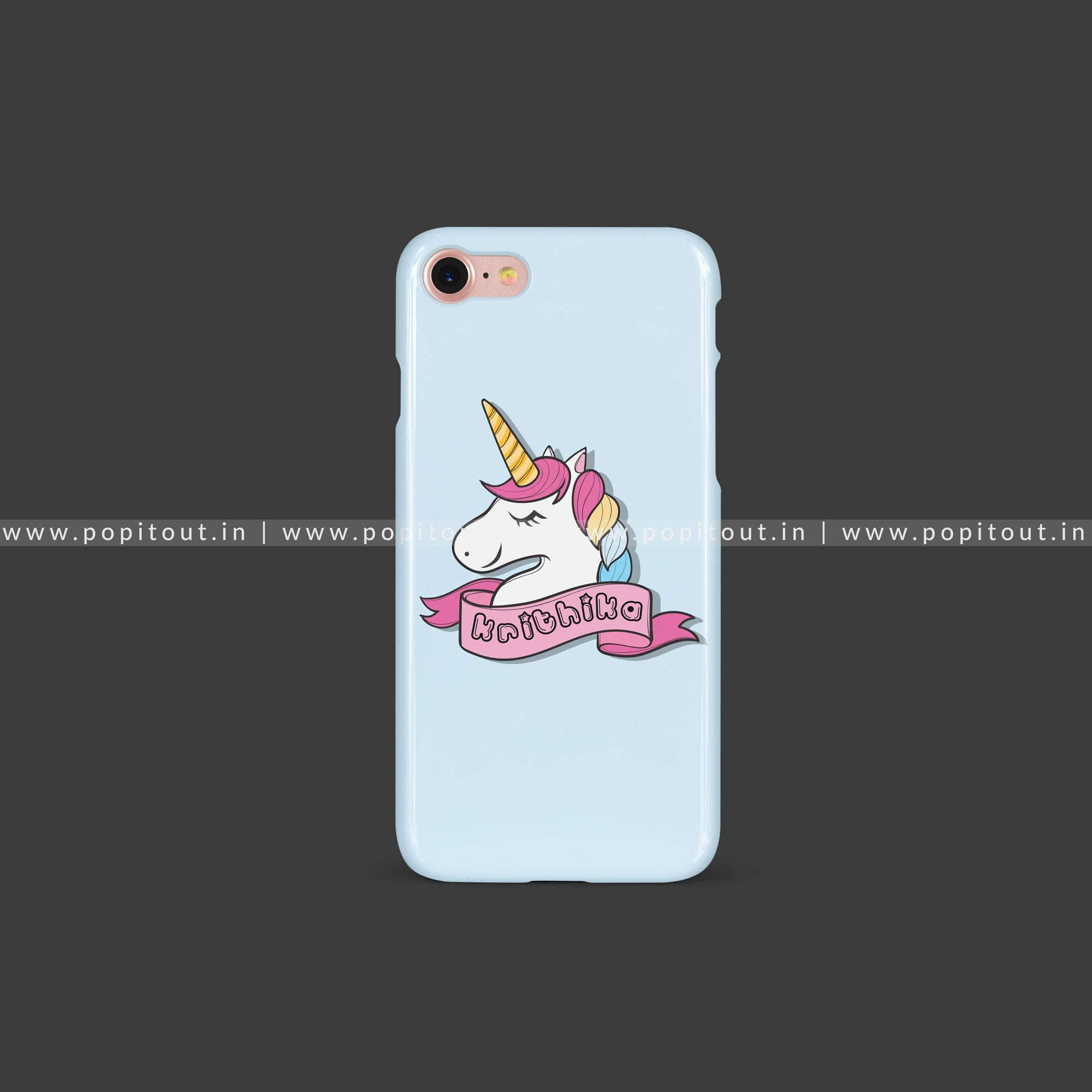Unicorn Name Case