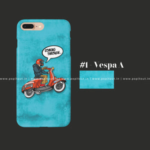 Open image in slideshow, Vespa Coming Through