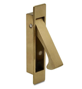 brass concealed handle