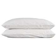 Classic 100% Organic Cotton Pillow Cases (pair) - White