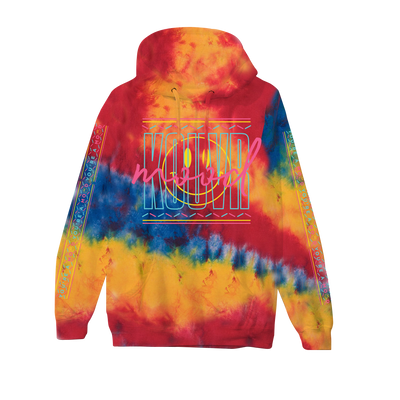 Kouvr Mood Primary Dyed Hoodie