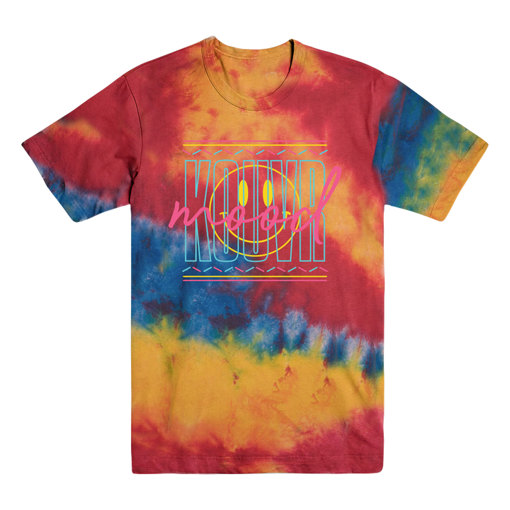 Kouvr Mood Primary Dyed Tee