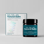 Oceanfit neck + Back Joint Natural Balm
