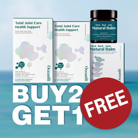 Oceanfit Total Joint Care Capsules 1-month supply