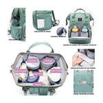 Load image into Gallery viewer, Monroe Diaper Bag