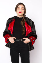Load image into Gallery viewer, Arizona Jacket Black & Red