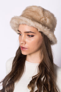 Dallas Hat Beige
