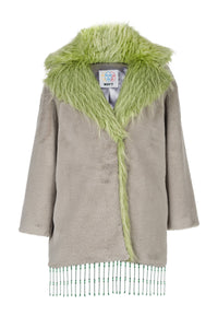 Texas Coat Grey