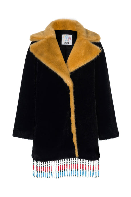 Texas Coat Black