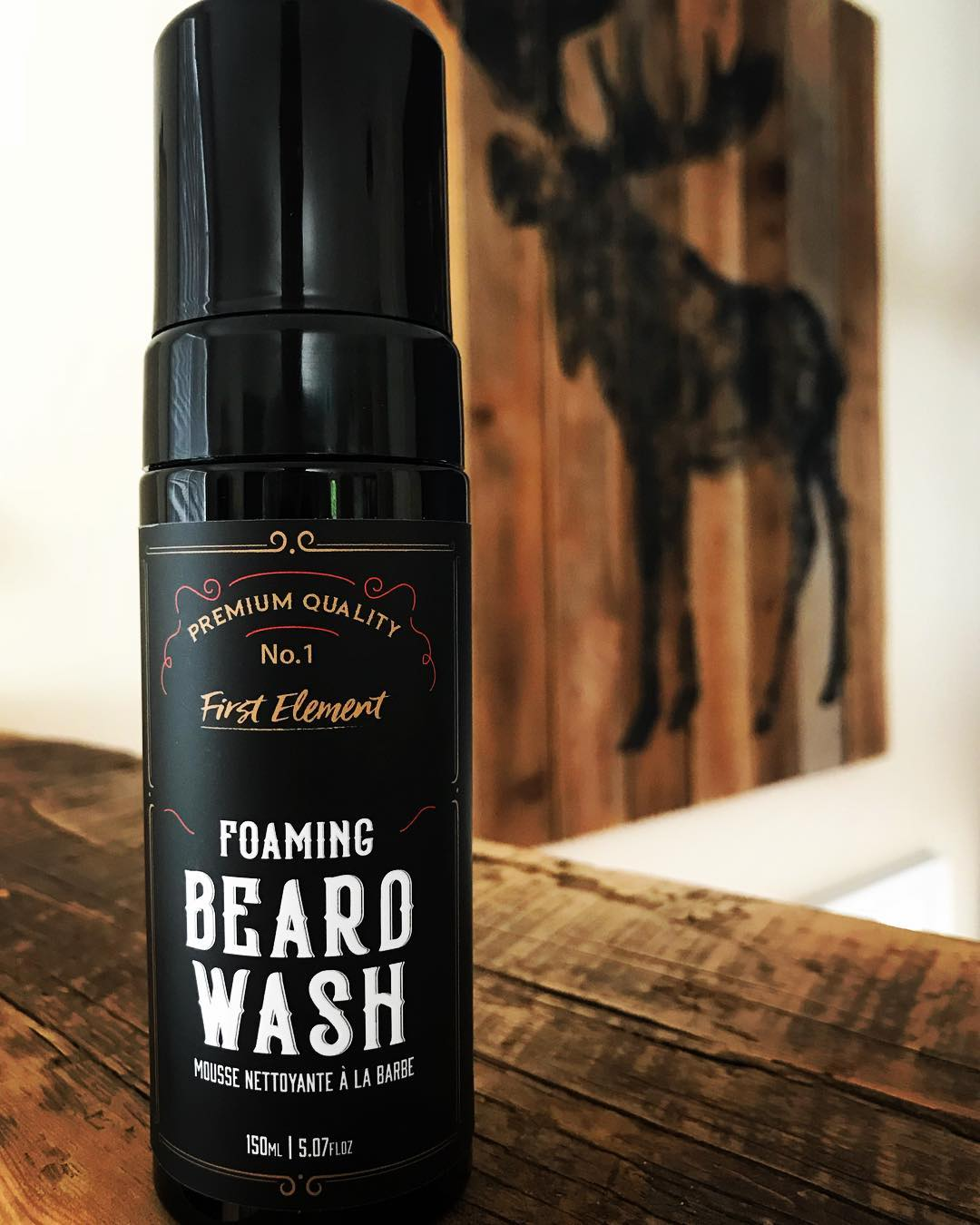 Private Label Foaming Beard Wash!