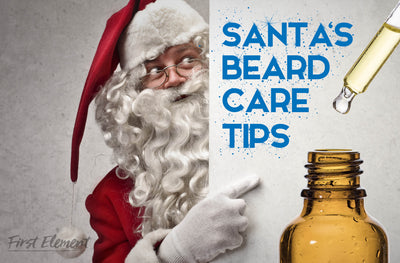 A Holly Jolly Beard: Beard Care Tips From Santa