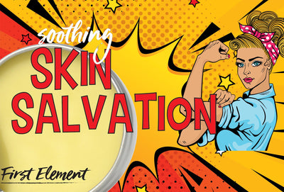 Soothing Skin Salvation – Re-thinking Healthy Skin